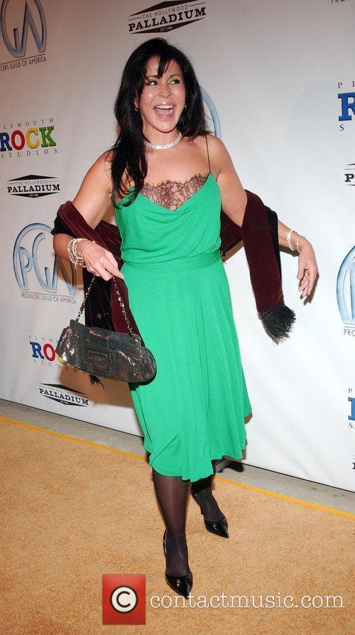 Maria Conchita Alonso 20th Annual Producers Guild Awards...