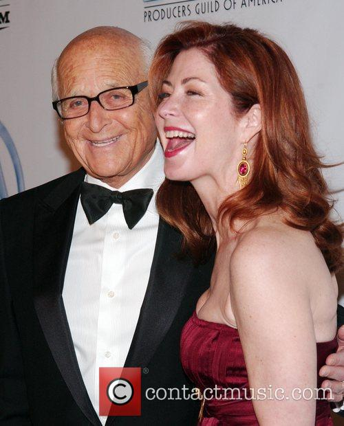 Norman Lear, Dana Delany 20th Annual Producers Guild...
