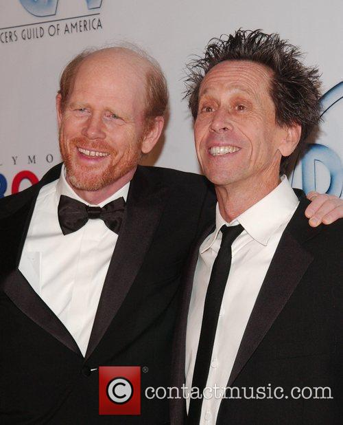 Ron Howard, Guest 20th Annual Producers Guild Awards...
