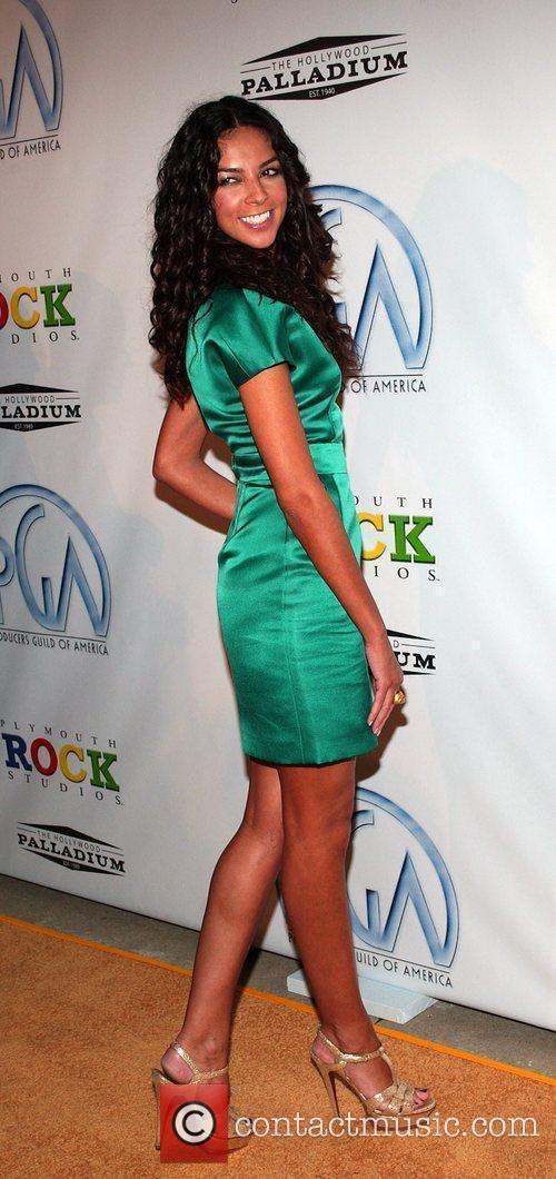 Terri Seymour 20th Annual Producers Guild Awards held...