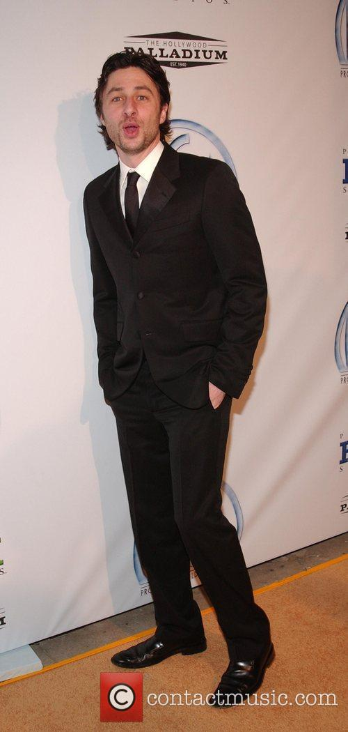 Zach Braff 20th Annual Producers Guild Awards held...