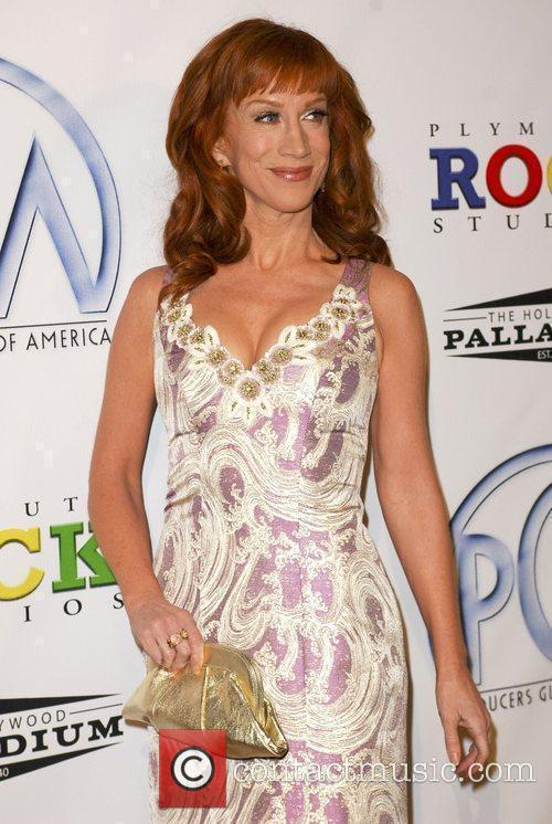 Kathy Griffin The 20th Annual Producers Guild Awards...
