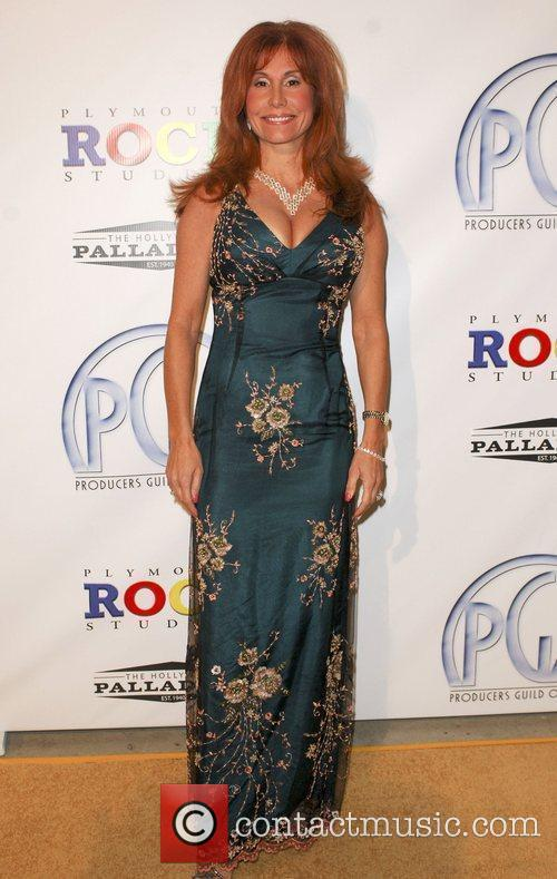 Suzanne DeLaurentiis The 20th Annual Producers Guild Awards...