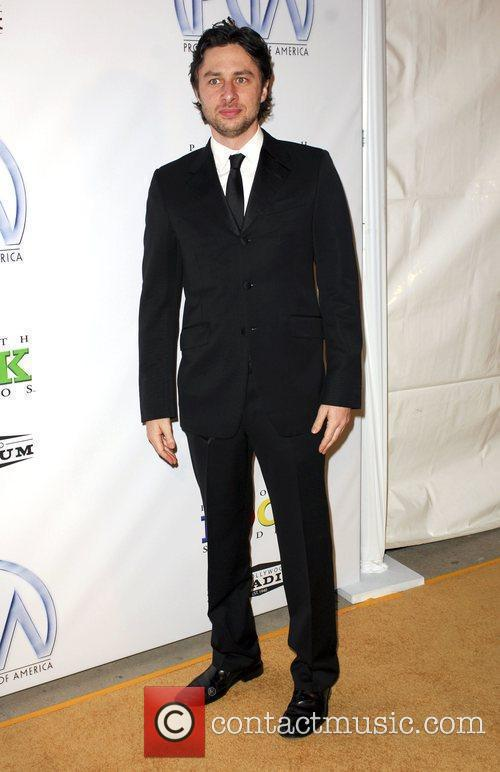 Zach Braff The 20th Annual Producers Guild Awards...