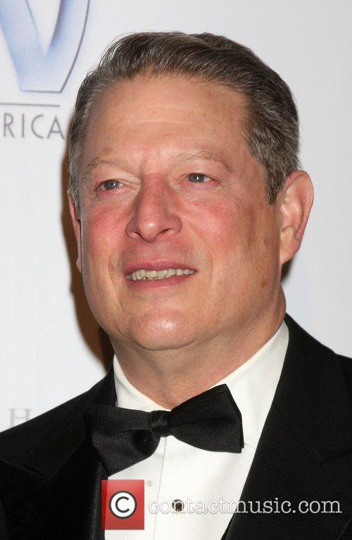 Al Gore 20th Annual Producers Guild Awards held...