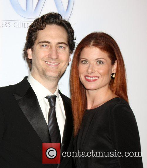Daniel Zelman and Debra Messing 6