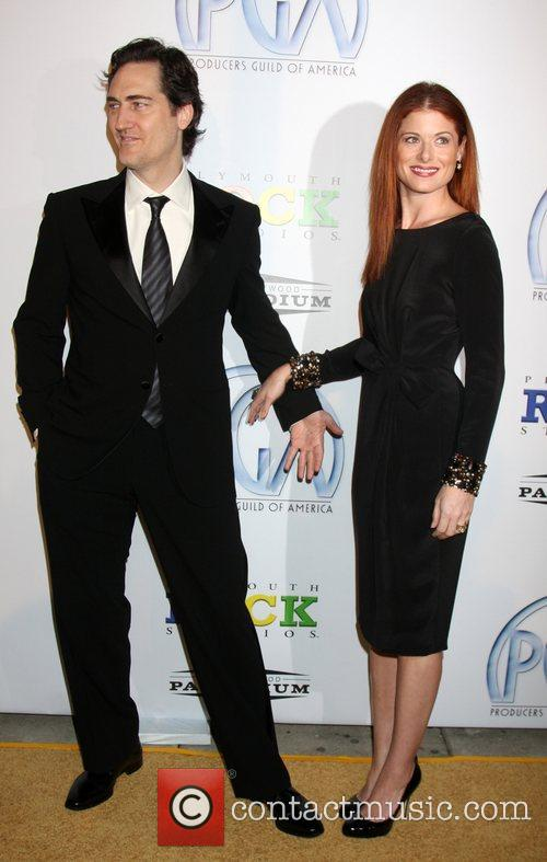 Daniel Zelman and Debra Messing 5