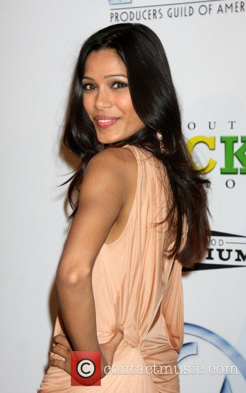 Freida Pinto 20th Annual Producers Guild Awards held...