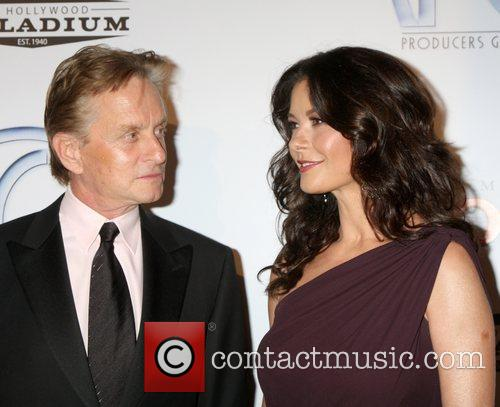 Michael Douglas, Catherine Zea-Jones 20th Annual Producers Guild...
