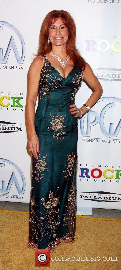 Suzanne DeLaurentiis 20th Annual Producers Guild Awards held...