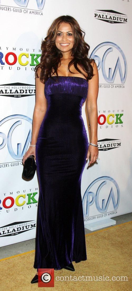 Tracey Edmonds 20th Annual Producers Guild Awards held...