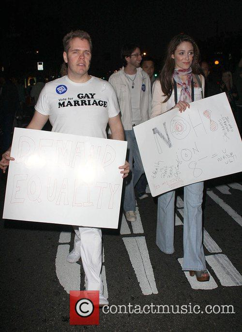 Emmy Rossum and Perez Hilton 7