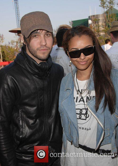 Pete Wentz and Katerina Graham 4