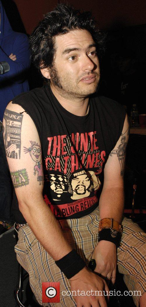 Musician Fat Mike AKA Mike Burkett Appears at...