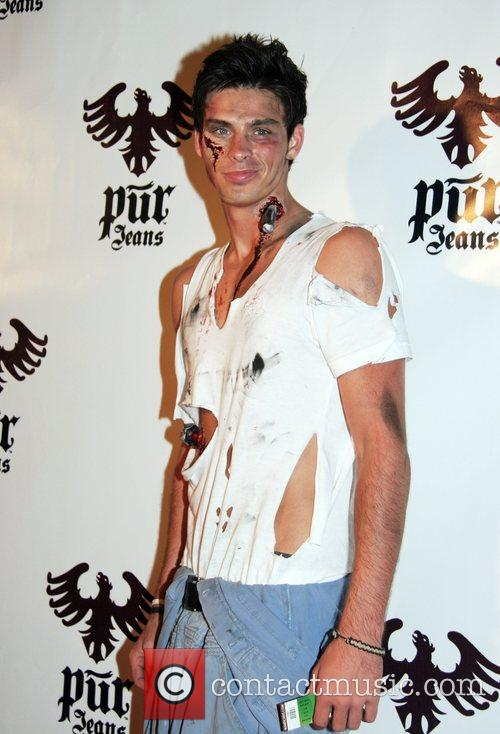 Adam Gregory Pur Jeans Halloween Bash at STK/Coco...