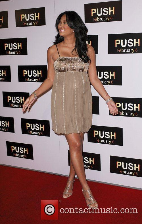 Los Angeles Premiere of 'Push' held at the...