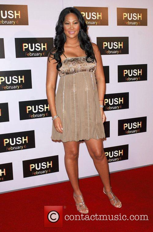 Kimora Lee Los Angeles Premiere of 'Push' held...
