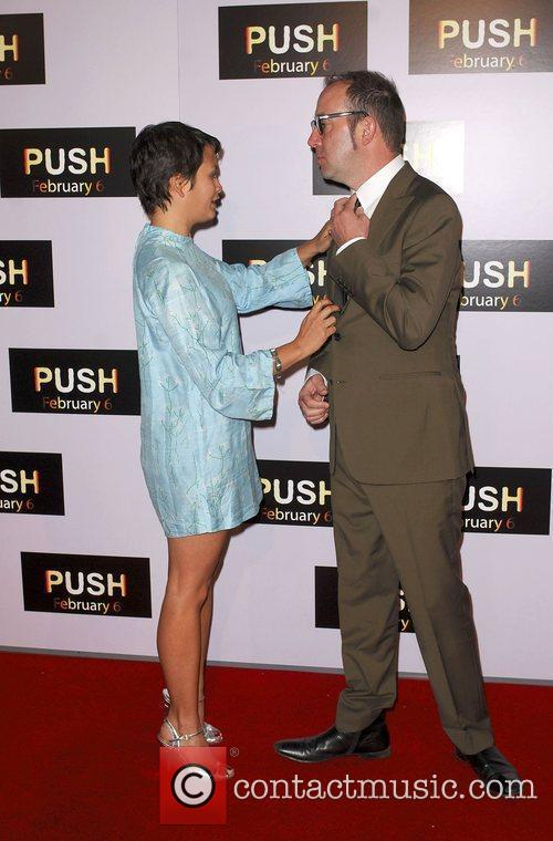 Paul McGuigan Los Angeles Premiere of 'Push' held...