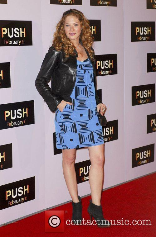 Rachelle Lafervre Los Angeles Premiere of 'Push' held...