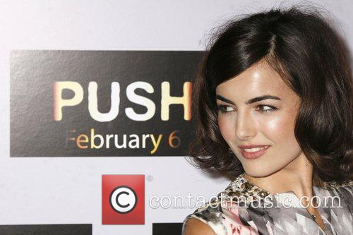 Camilla Belle Los Angeles Premiere of 'Push' held...