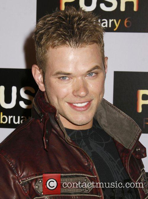 Kellan Lutz Los Angeles Premiere of 'Push' held...