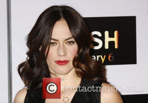 Maggie Siff Los Angeles Premiere of 'Push' held...