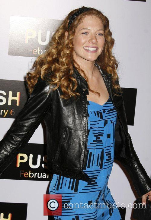 Rochelle Lefevre Los Angeles Premiere of 'Push' held...