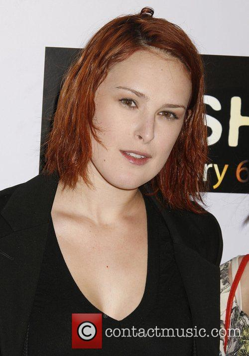 Rumer Willis Los Angeles Premiere of 'Push' held...