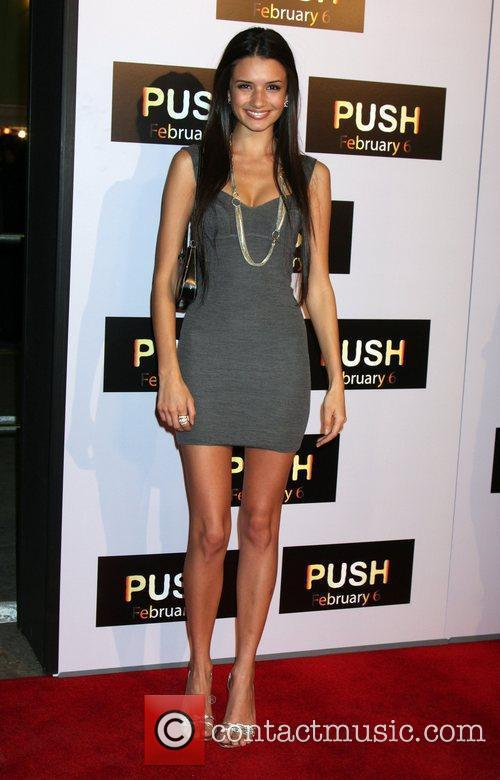 Alice Grezyn Los Angeles Premiere of 'Push' held...