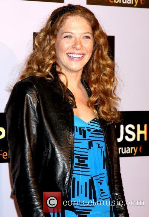 Rachelle Lefevre Los Angeles Premiere of 'Push' held...