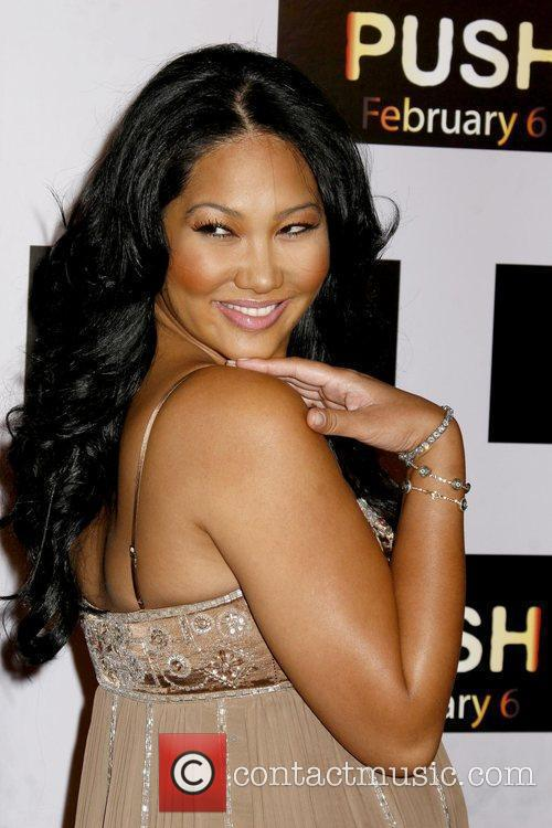 Kimora Lee Simmons Los Angeles Premiere of 'Push'...