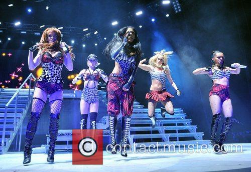 Pussycat Dolls, O2 Arena
