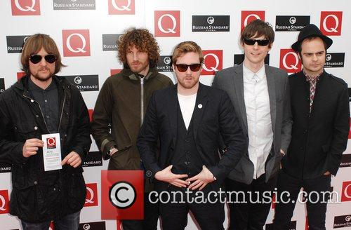 The Kaiser Chiefs  The 2008 Q Awards...