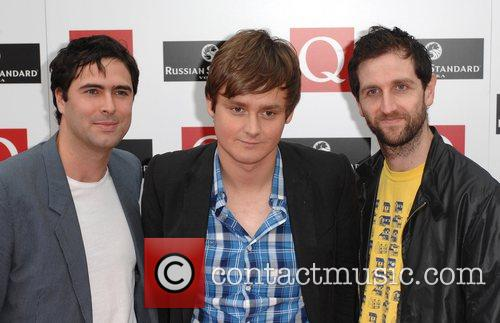 Keane  The 2008 Q Awards at the...