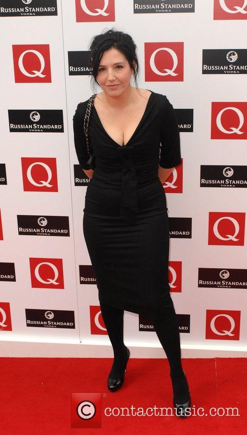 Sharleen Spiteri The 2008 Q Awards at the...