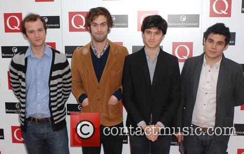 Vampire Weekend  The 2008 Q Awards at...