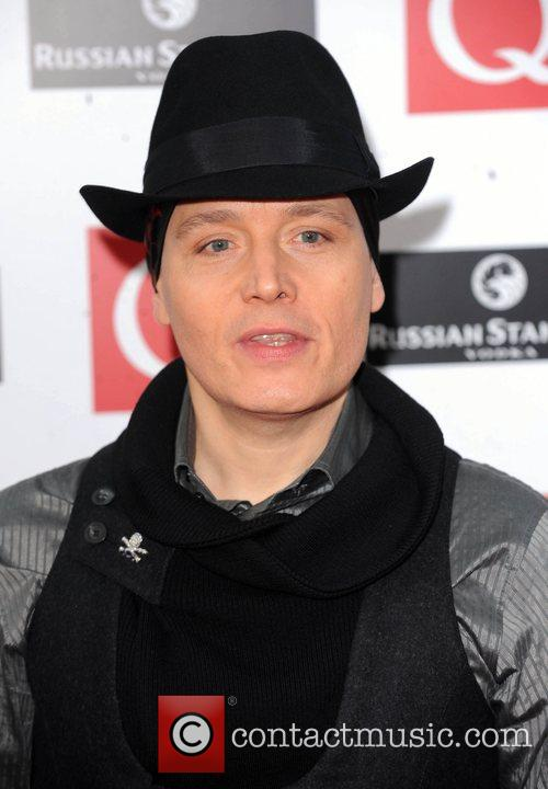 Adam Ant The 2008 Q Awards at the...