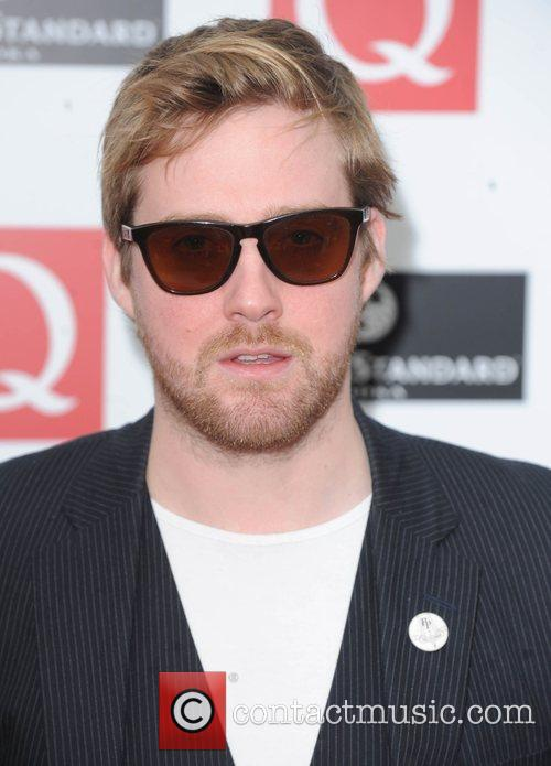 Ricky Wilson The 2008 Q Awards at the...