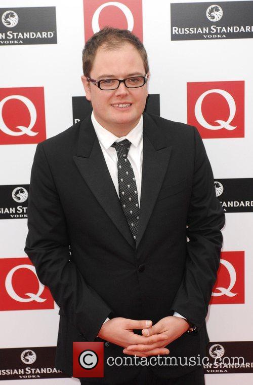 Alan Carr  The 2008 Q Awards at...