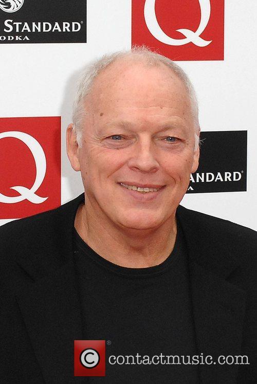 David Gilmour  The 2008 Q Awards at...