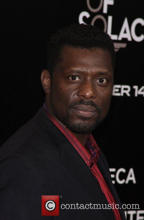Eamonn Walker at the benefit screening of the...