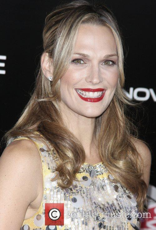 Molly Sims and James Bond 1