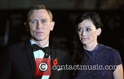 Daniel Craig and James Bond 3