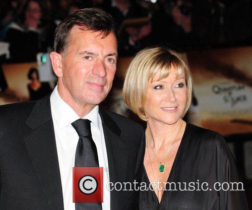 Duncan Bannatyne and James Bond 1