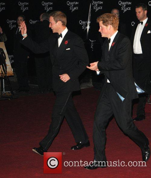Prince William and James Bond 7