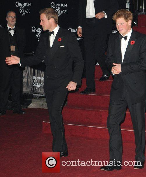Prince William and James Bond 8