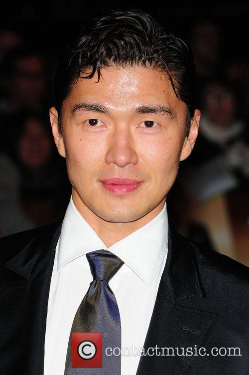 Rick Yune and James Bond 1