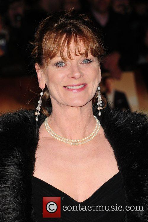 Samantha Bond and James Bond 4