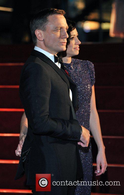 Daniel Craig and James Bond 9