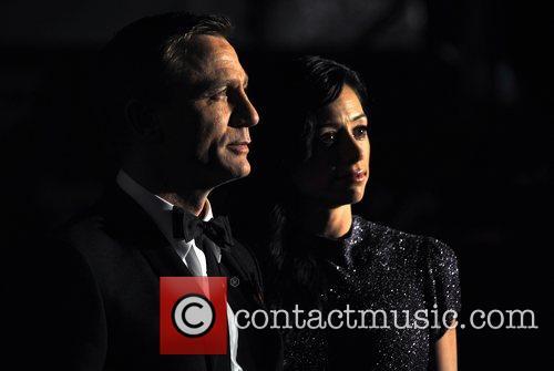 Daniel Craig and James Bond 10